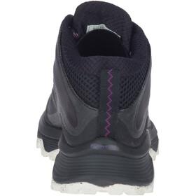 Merrell Moab Speed Mid GTX Shoes Women, black